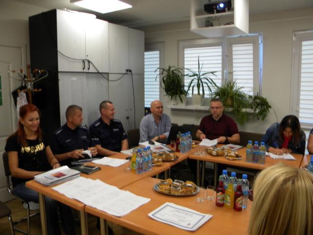 Pierwsze szkolenie odbyło się w dniu 12 września 2019r wzięło w nim udział 17 osób. 1
